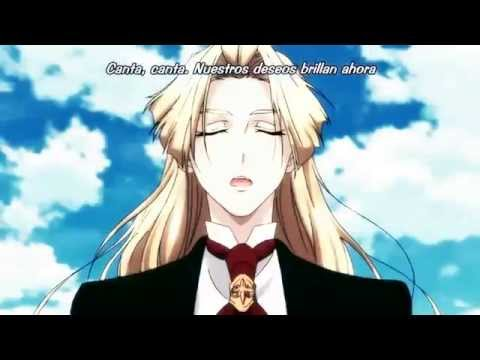 [Cross Ange] Battles&Songs mix. Ange, Embrio and Salamandrina songs.