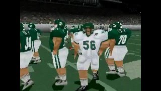 EXTENDED LONG-PLAY: NCAA Football 2000 Week 2 (Part 1)