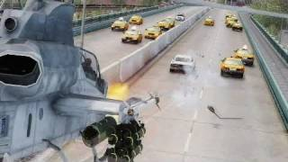 Grand Theft Auto IV - Hard Charger: Wide Open *Fan-Made Movie* (2011) GTA IV | FULL-HD