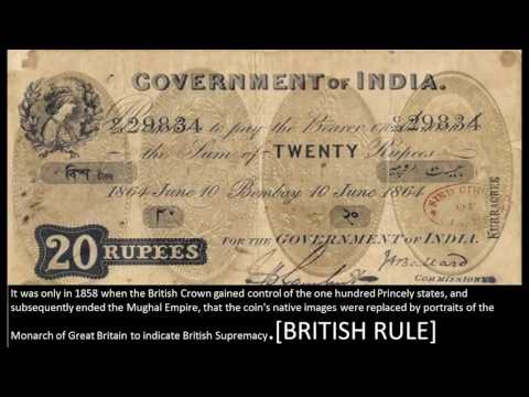 History Of Indian Rupee