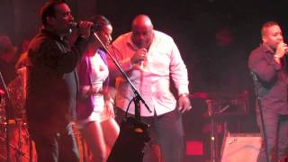 Havana d'Primera ft Yanet Fuentes at London's Brixton Electric 12-Apr-13