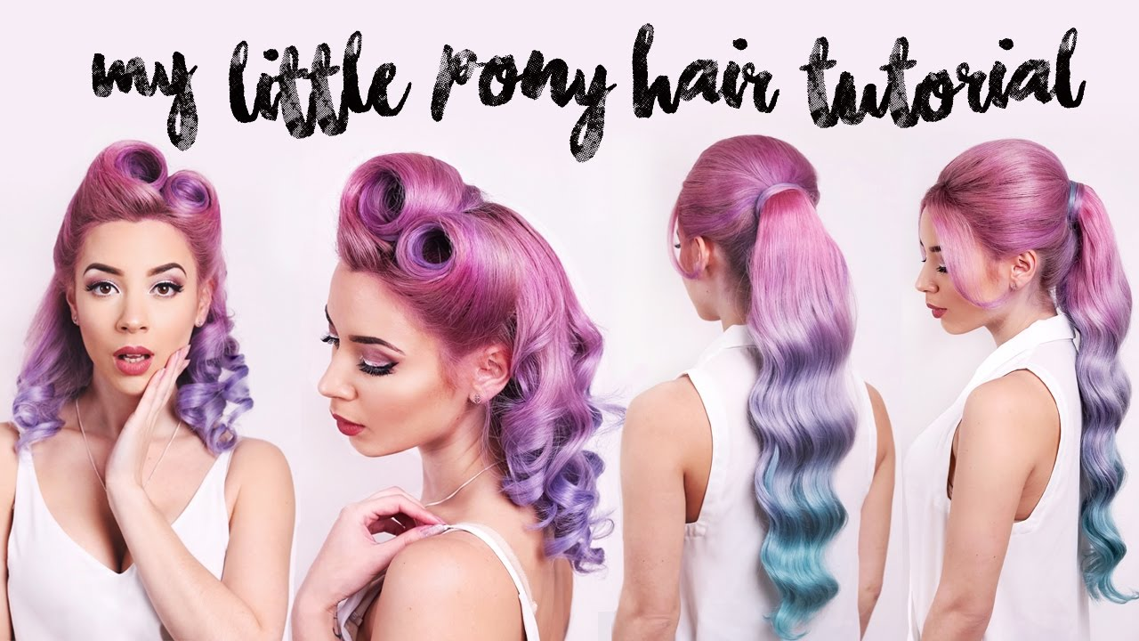 my pony hair styling how to my pony hair styles ad llimwalker 1080