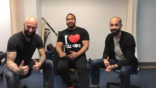 Calisthenics Round Table Episode 2 ft. Al Kavadlo, Dr.Jesse DPT, an...