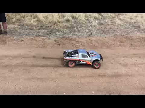 Losi 5ive T Rally Stage 2