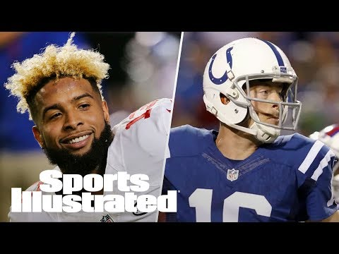 Do The Giants Miss Odell Beckham? Scott Tolzien & Other QBs Struggle | SI NOW | Sports Illustrated
