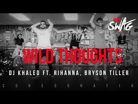 Wild Thoughts - DJ Khaled ft. Rihanna, Bryson Tiller (Choreography) FitDance SWAG