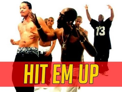2pac - Hit em Up (Legendado) HD