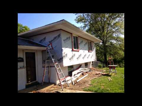 Cantilevered Room Insulation   Part 1   YouTube