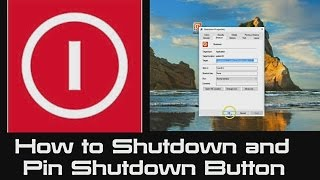 Tips and Tricks: Windows 10   How to Shutdown a Computer FAST instantly in One Click