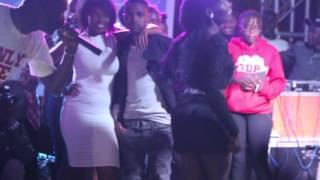Dandia Campus students Dancing Dandia beat with King Kaka