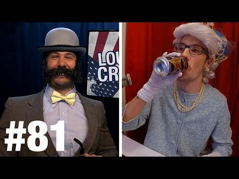 #81 BREXIT APOCALYPSE! Lauren Southern, Lierre Keith and Queen @NotGayJared | Louder With Crowder
