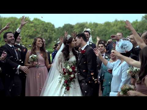 Fairytale wedding film at Allerton Castle, North Yorkshire
