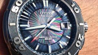 Громадянина підпис Вічний водолаз BL1258-53л годинник: повний Нік коментар Шабазз