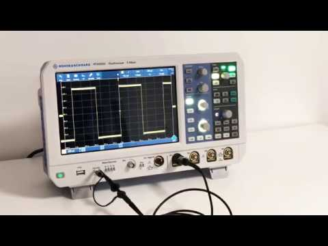 RTM3000 Oscilloscope Series Launched by R&S | Radio-Electronics
