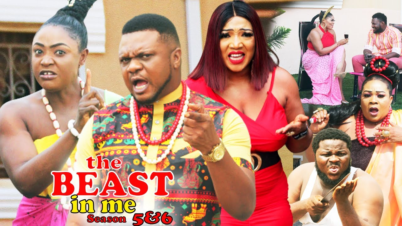 Download THE BEAST IN ME SEASON 5 {NEW HIT MOVIE} - KEN ERICS 2021 LATEST NIGERIAN NOLLYWOOD MOVIE