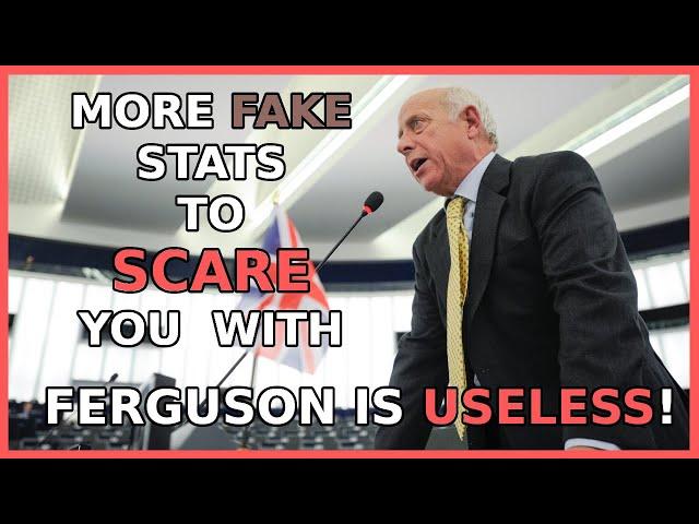 Professor Neil Ferguson Is Hopeless - More Coronabollox!