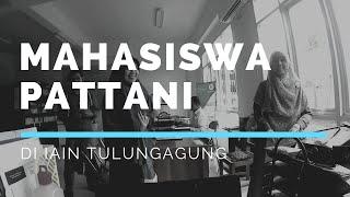 Mahasiswa IAIN Tulungagung Asal Thailand   Moslem Pattani Thailand   Mahasiswa Patani Thailand