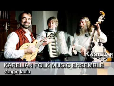 "Karelian folk music ensemble ""Vangin laulu"""