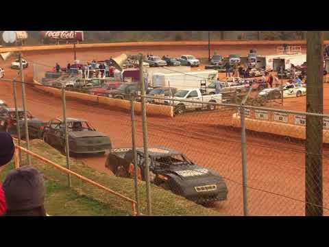Laurens Speedway Thunder Bomber 12/2/17
