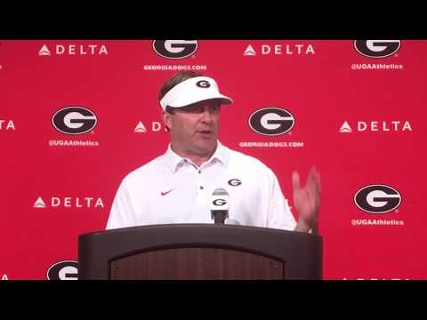 9/23:  KIRBY SMART Post Game vs. Mississippi State Part 1