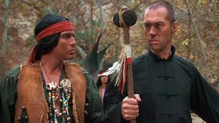 "Kung Fu: Caine vs ""The Ordeal"" (Apache Punishment Ritual)"