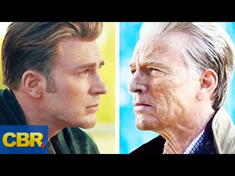There Was Always Two Captain America In The MCU (Avengers Endgame Theory)