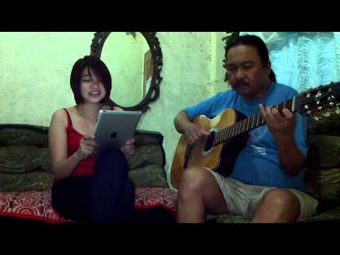 Just the way you are - Cover (Father and Daughter)