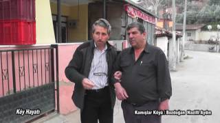 Köy Hayatı 6. RumeliTV-Kadir Demircan Aydın Nazilli Kamışlar Köyü