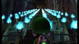 Eerie Staircase - Luigi