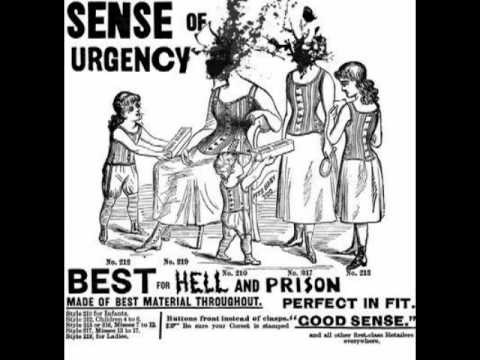 Sense Of Urgency - Men Without Jobs