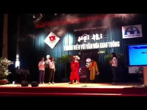 Tiểu phẩm kịch An toàn giao thông - trường THPT Nguyễn Văn Cừ