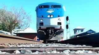 Amtrak Silver Star Train Ride Tampa FL To Newark NJ With Millenniumforce