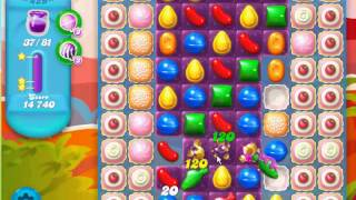 Candy Crush Soda Saga - level 429 (3 star, No boosters)