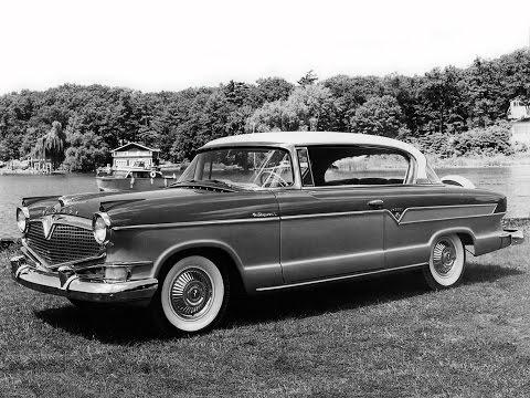 """Trim, Sleek and Smart"" ~ Hudson For 1956"