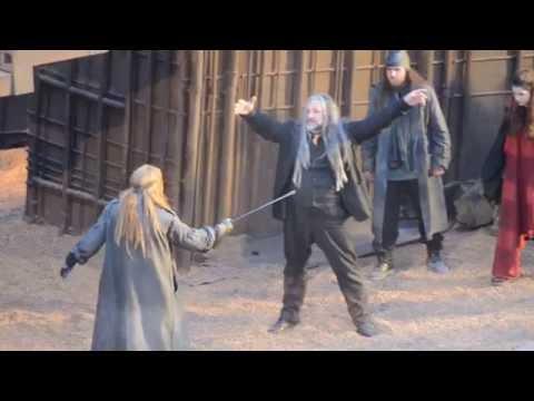 Elettra di Sofocle - Teatro greco di Siracusa (clip 3)