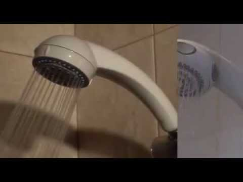 IN GERMAN Greener Snowsports for Chalets - Showers - YouTube