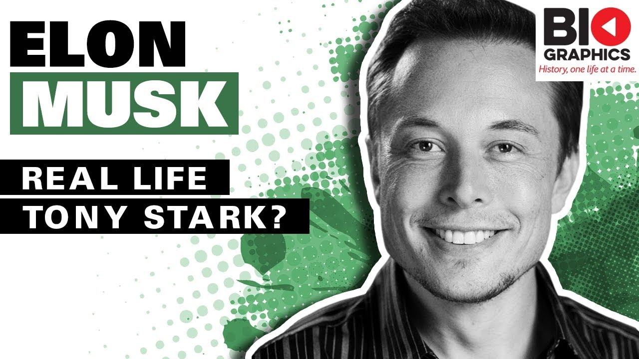 Elon Musk Biography: Shaping All Our Futures