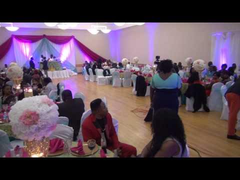 David & Arlette Wedding