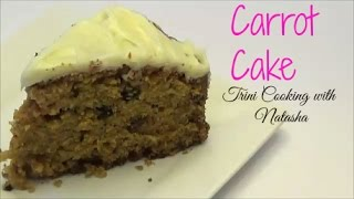 Carrot Cake Recipe - Episode 359