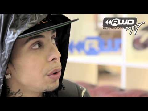 Exclusive: Interview & Behind The Scenes Look At Dappy's RWD Cover Shoot