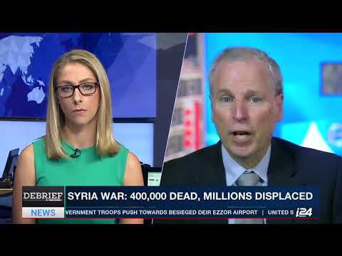 DEBRIEF | In-depth with Fmr. U.S. Ambassador to Syria Robert Ford