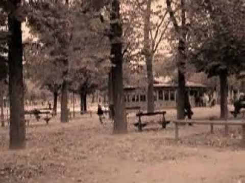 セピアリュクサンブール公園 パリ