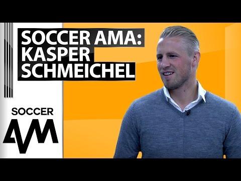 Kasper Schmeichel AMA: Has Kasper ever seen a ghost?