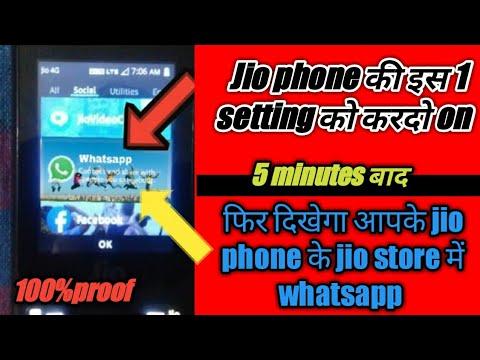 jio store whatsapp