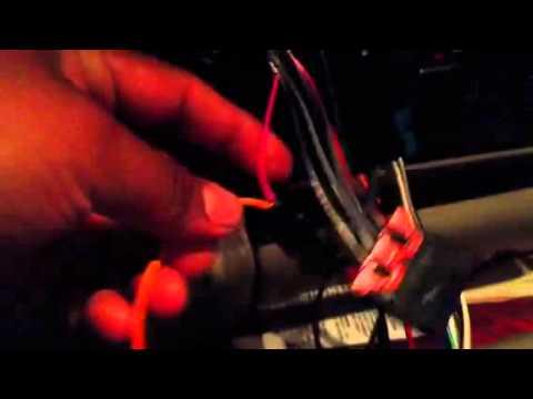 97 Chevy Radio Wiring Diagram Chevy Suburban Factory Amp Youtube