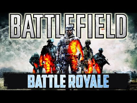 DICE is working on ANOTHER BF Game? Battlefield BATTLE ROYALE!? (NEW LEAK)