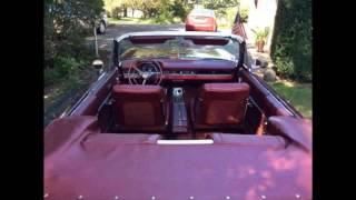 FOR SALE 1965 Plymouth Sport Fury Convertible IN CLINTON IA 52732