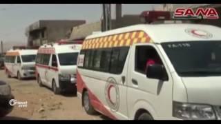 النظام ينجح بإخراج الثوار من اخر مواقعهم في غرب دمشق