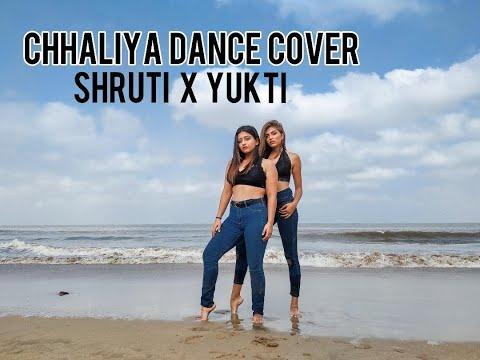 Yukti Arora X Shruti Sinha | Chhaliya Dance Choreography | MTV Roadies