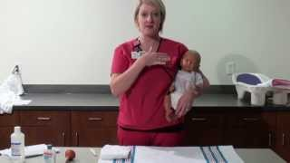Parenting and Infant Care | How to Burp a Baby | Woman's Hospital | Baton Rouge, La.